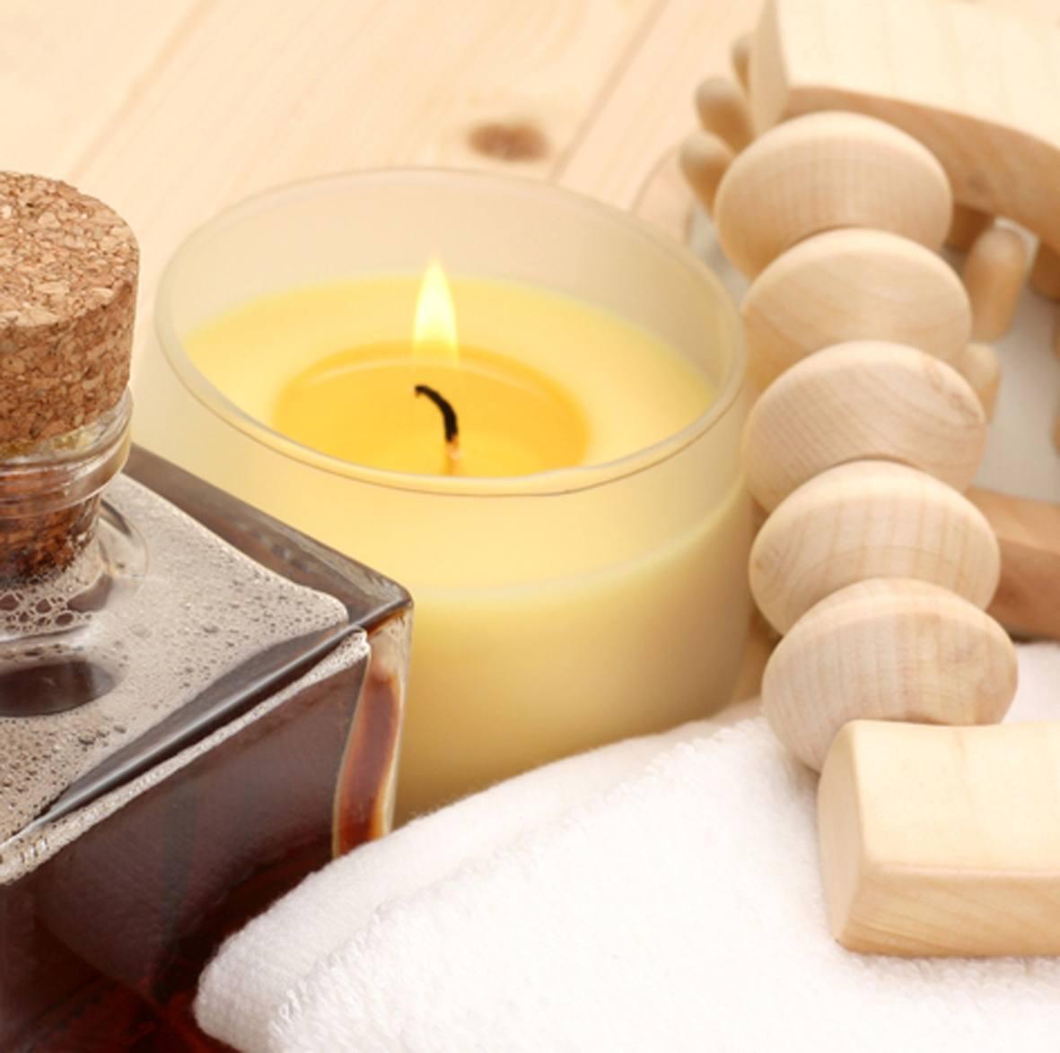 vela de masaje afrodisiaca