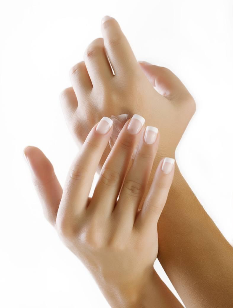hacer crema casera natural para manos y uñas