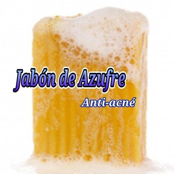 Hacer Jabón de Azufre 2