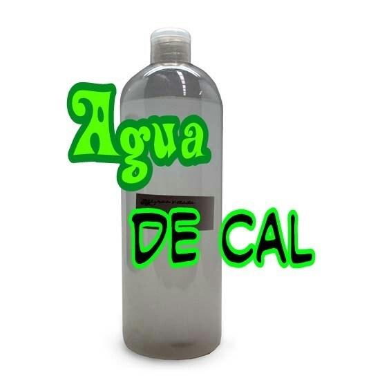 Agua de cal con video hacer cremas caseras - Agua sin cal ...