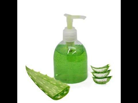 Video thumbnail for youtube video Hacer Gel de Aloe Vera - Hacer cremas