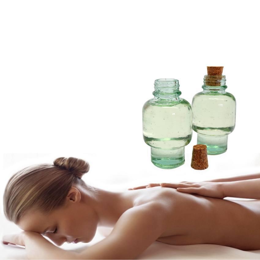 Hacer Aceite de Masaje de tu perfume
