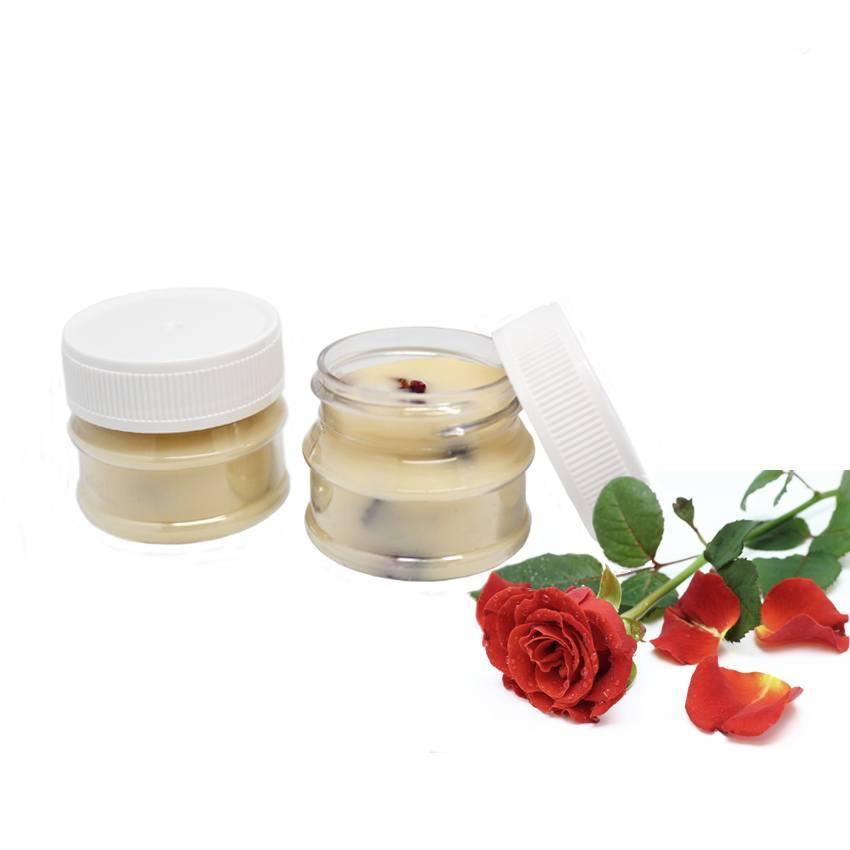 Cómo hacer un fantástico bálsamo labial de rosas