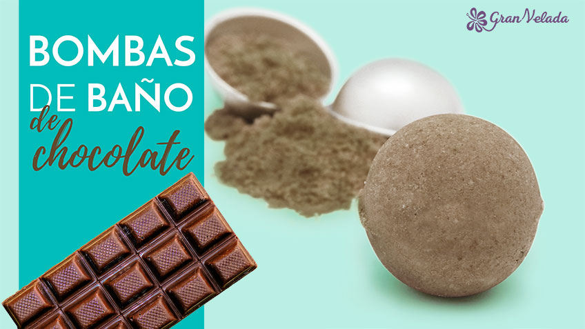 Aprende a hacer bombas de ba o de chocolate caseras - Bombas de bano primor ...