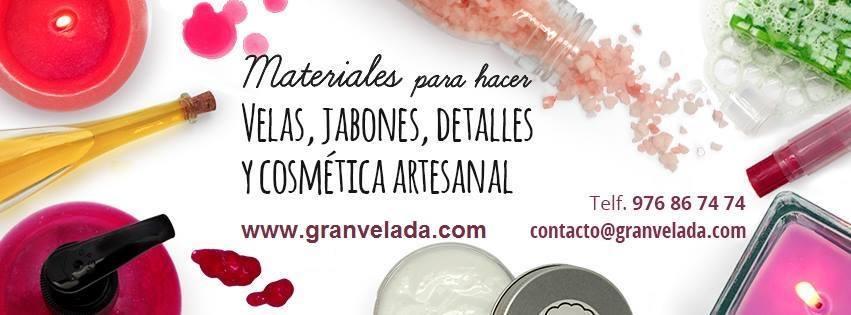 Hacercremas.es un blog de Granvelada.com tienda de materiales para hacer cremas y cosmética natural