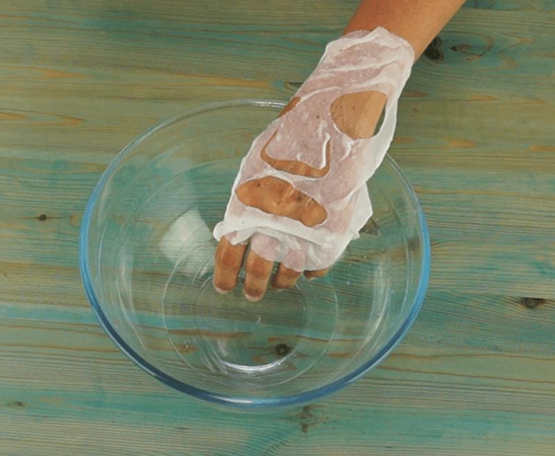 Tratamiento facial intensivo en 4 pasos