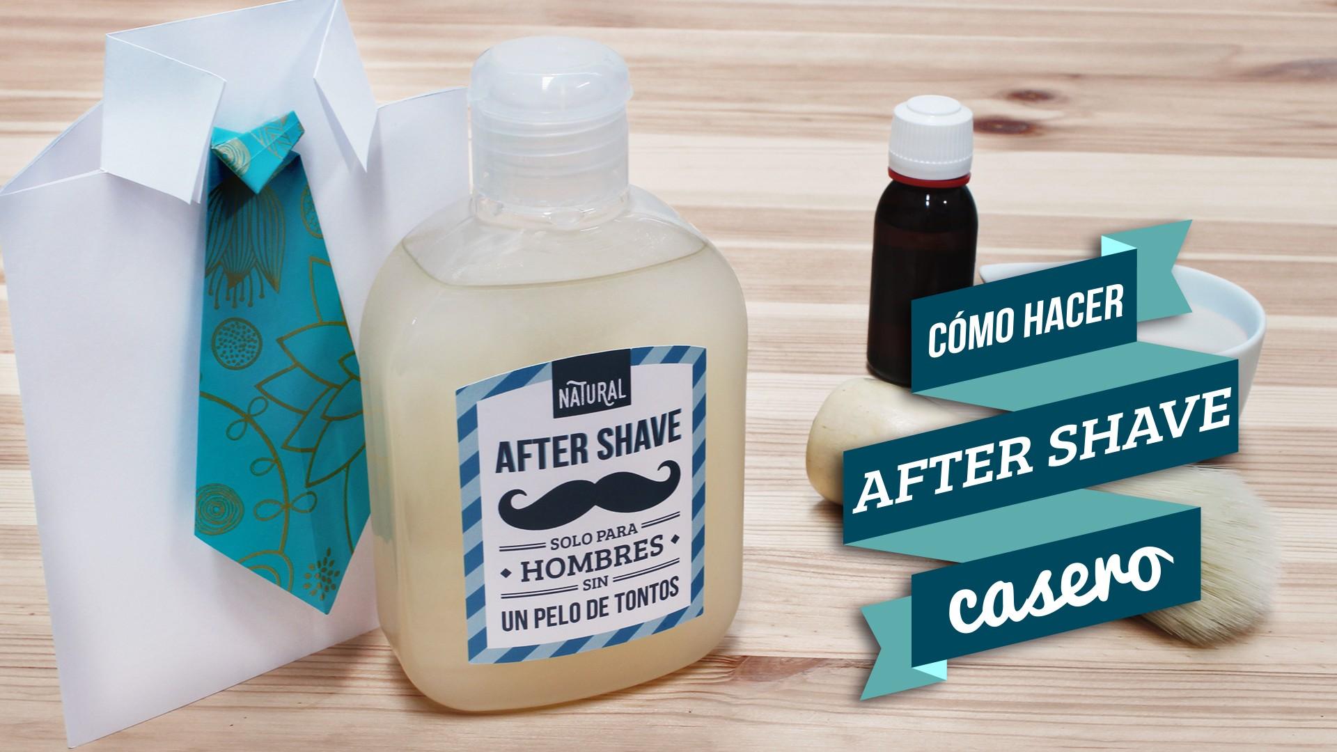 como-after-shave-casero-ricardo