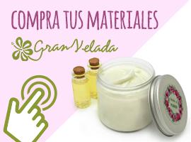 Granvelada.com Tienda de Materiales para hacer cremas